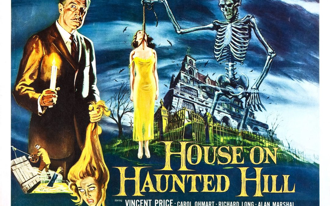 Fright Night #14 – House on Haunted Hill (1959)