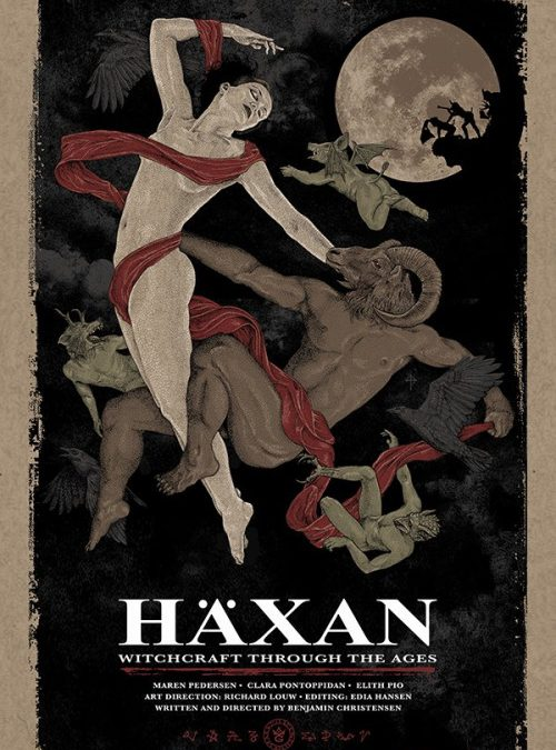 Fright Night #7 – Haxan: Witchcraft Through the Ages (1922)