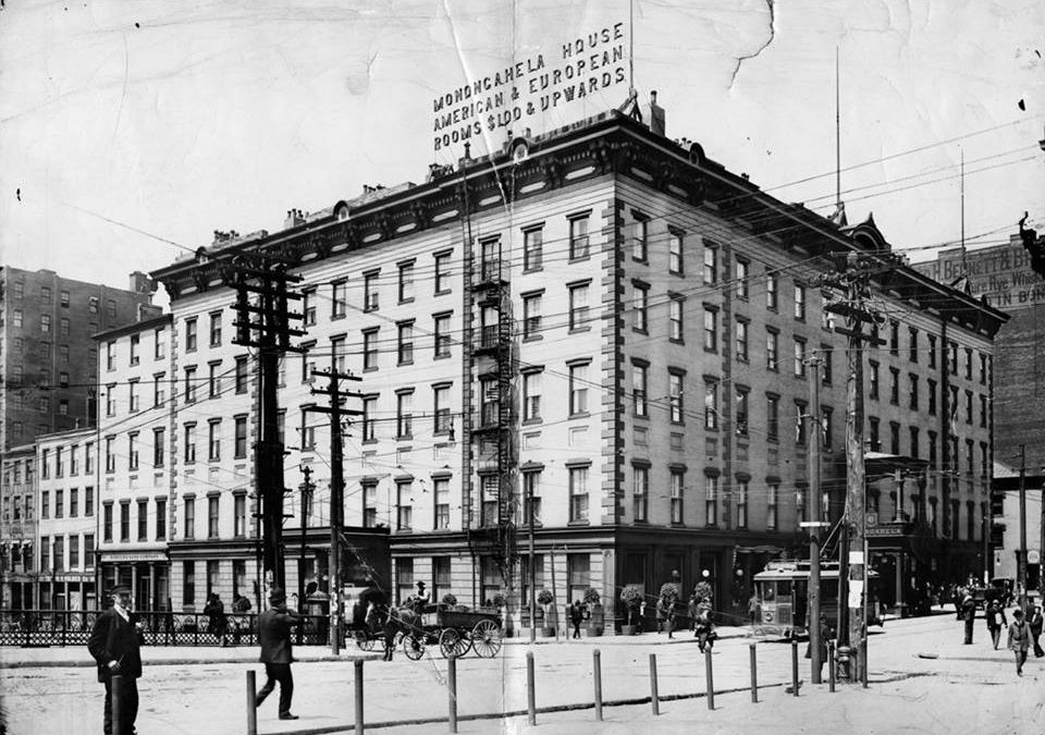 The Strange History of Monongahela House – Pittsburgh's First Haunted Hotel