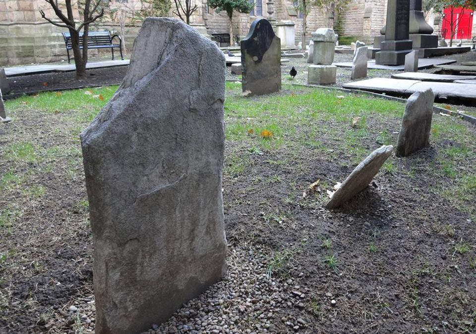 True Tales of Pittsburgh's Oldest Graveyard
