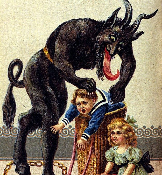 Move Over, Bad Santa… Here Comes Krampus