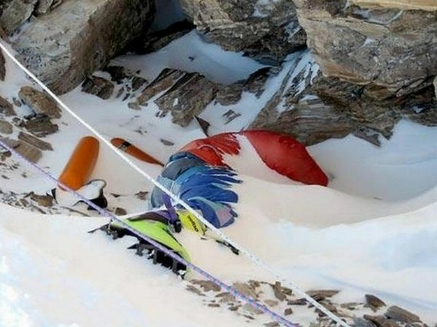 "Remains to Be Seen: The Frozen Corpse Landmarks of Mt. Everest's ""Death Zone"""