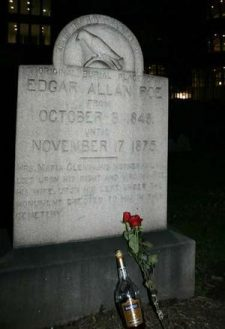 Remembering Edgar: Baltimore's Mysterious Poe Toaster