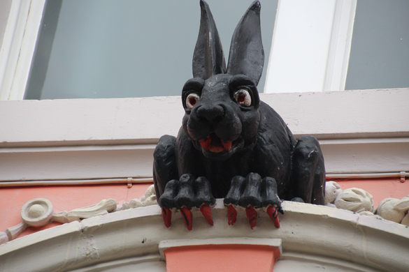 The Vampire Rabbit of Newcastle