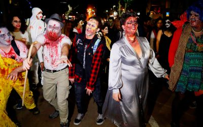"""Jewish Halloween"" – Purim in Tel Aviv"