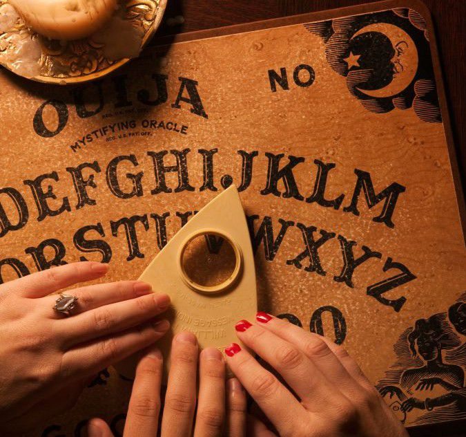 Ouija:  The Mysterious Origins of the Dreaded Talking Board Game