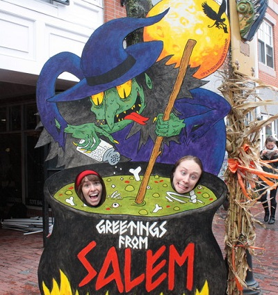Salem, Massachusetts – Home of Witch Kitsch