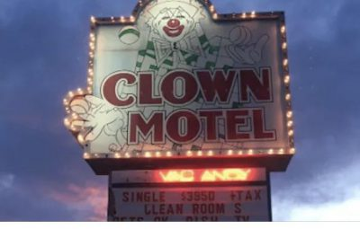 "Nevada's Haunted Clown Motel – ""America's Creepiest!"""