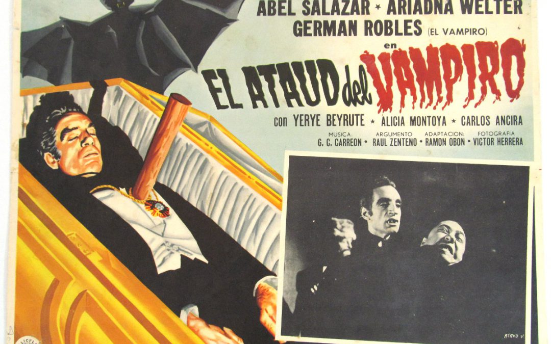 Viva los Vampiros! – A Beginners' Guide to Mexican Classic Horror Movies