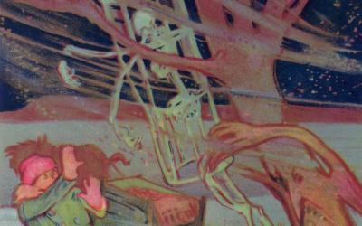 La Corriveau's Cage – A Barbaric Relic Returns Home