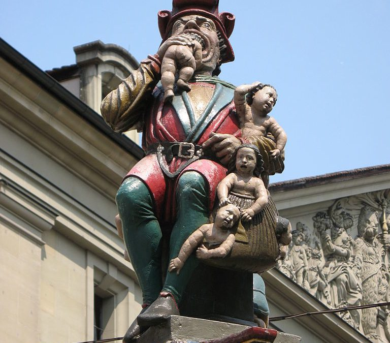 The Mysterious Child Eater of Bern