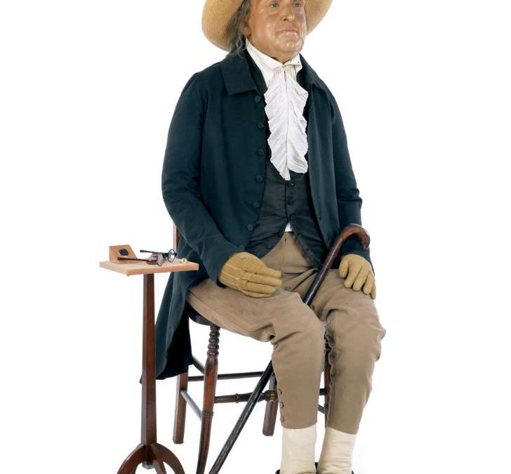 Jeremy Bentham's Bones are Visiting New York… Nearly 200 Years After His Death