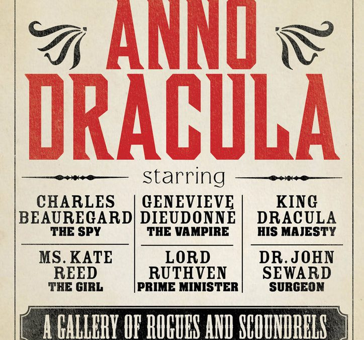 Book Review: Anno Dracula