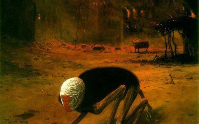 Zdzislaw Beksinski – Painter of Nightmares