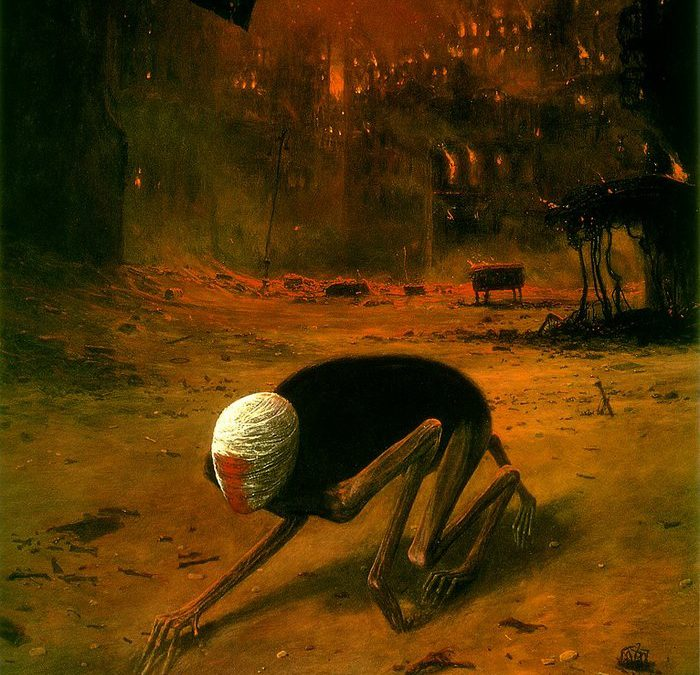 Zdzislaw Beksinski – Painter of Nightmares