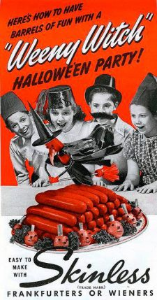 Ten Old-Timey Halloween Foods That Were More Trick Than Treat