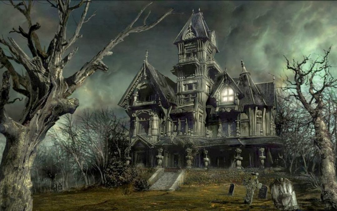 "How Did the Victorian Mansion Become the Default ""Haunted House?"""