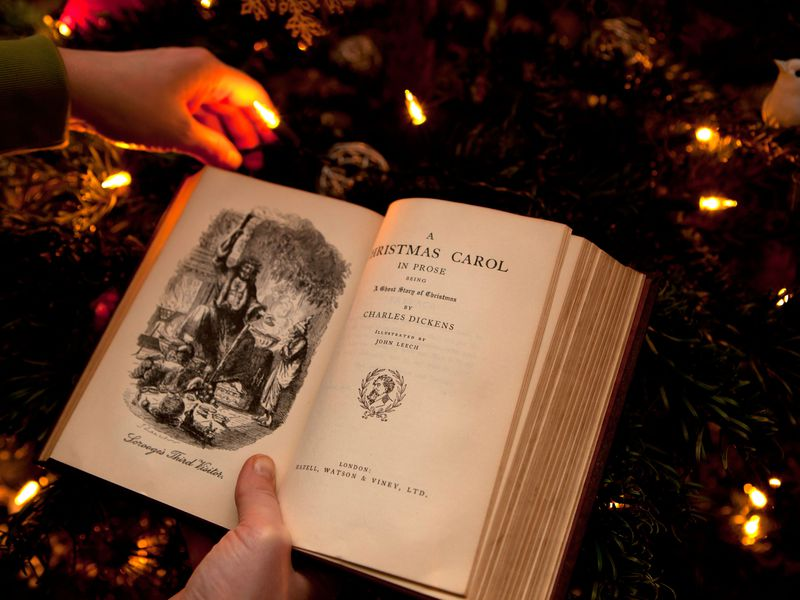Bring Back the Christmas Ghost Story Tradition