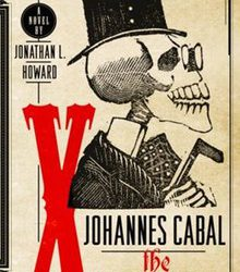 Book Review – Johannes Cabal the Necromancer