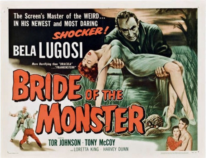 Fright Night #8 – Bride of the Monster (1955)