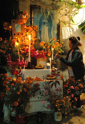 The Day of the Dead and the Sugar Skull Tradition