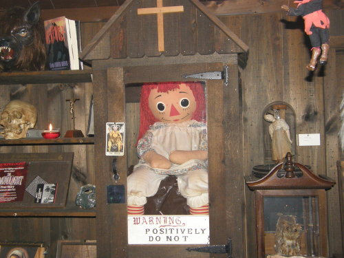 """Creepier Than Hollywood: The True Story of """"Annabelle"""" the Haunted Doll"""