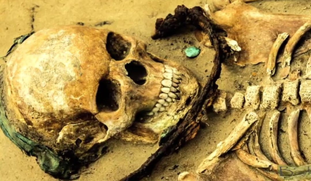 Medieval Vampire Burials:  Better Safe Than Sorry!
