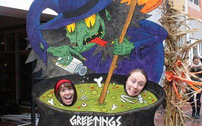 Salem, Massachusetts – Home of Witch Kitsch