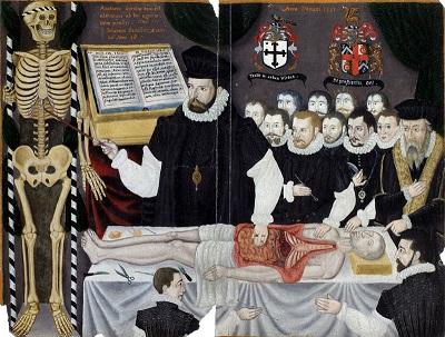 European Corpse Medicine: Better Health Through Cannibalism!
