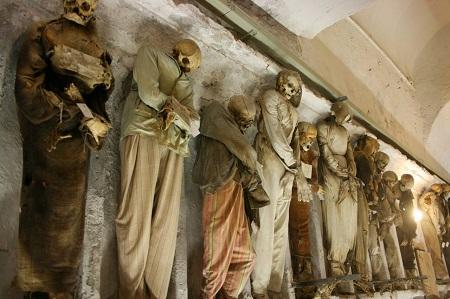 The Wide, Strange World of Modern Mummification
