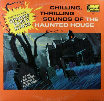 The Weird World of  the Halloween Sound-Effects Artist