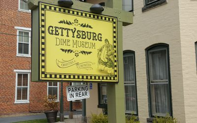 Going, Going, Gone… See the Gettysburg Dime Museum While You Can!