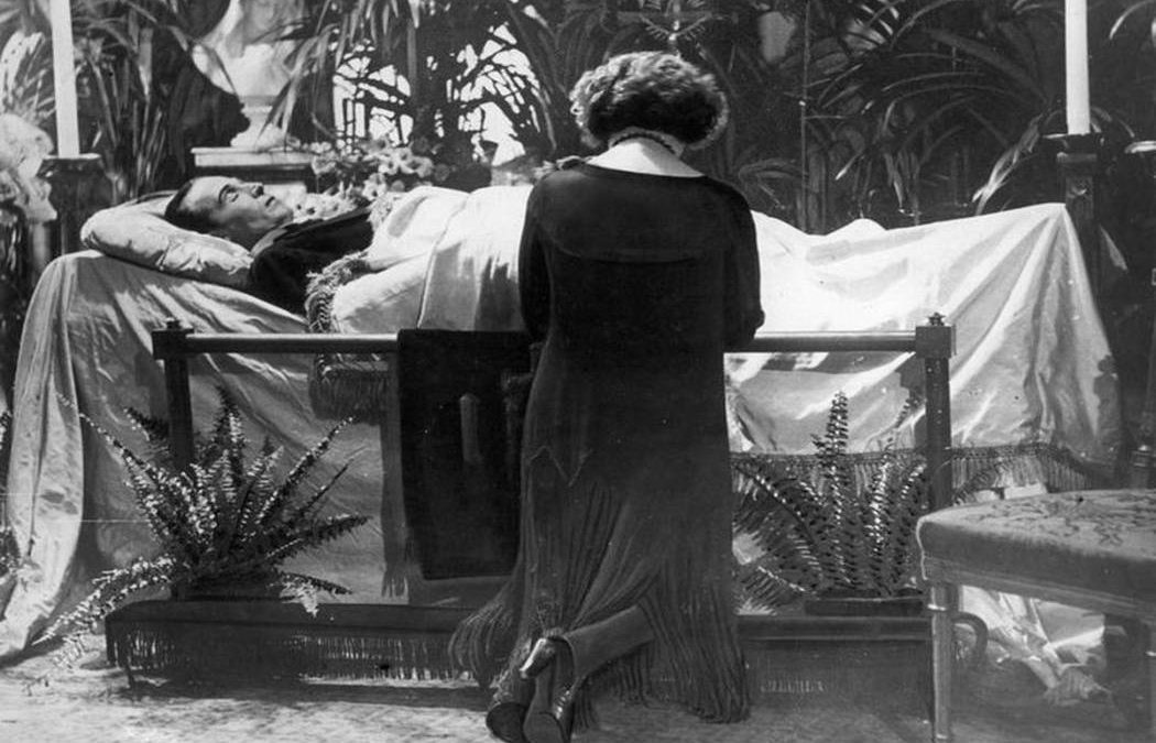 The Short Life, Tragic Death, and Busy Afterlife of Rudolph Valentino