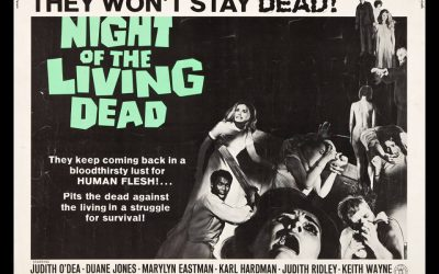 Night of the Living Dead: The 50th Anniversary!