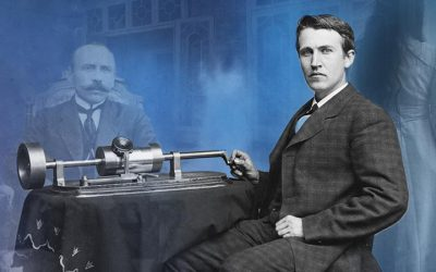 """Roaming Charges May Apply: Did Edison's """"Spirit Phone"""" Really Communicate with the Dead?"""