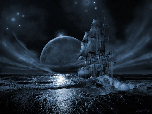 """The Mystery of the Ghost Ship Octavius – A Real """"Cold Case"""""""