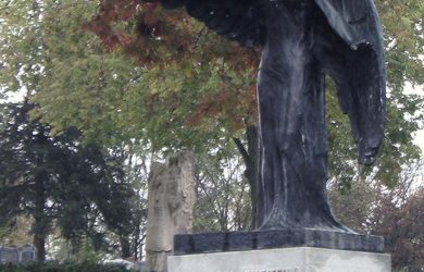 Unique Graves Have Haunting Tales to Tell