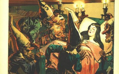 A (Really) Grim Fairy Tale: The Real Story of Snow White