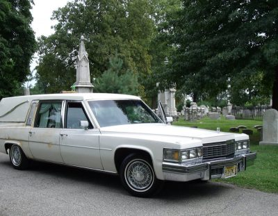 Rust in Peace: What Happens to Hearses When They Retire?